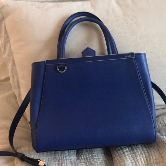 FENDI Bags   Petite 2jours Tote   Poshmark 68f13692ec